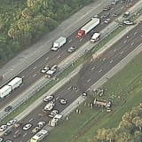 Woman Killed in I-4 Dump Truck Accident